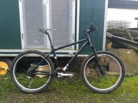 "Kinesis Virsa Prestige / DMR trailstar Mountain Bike 17"""