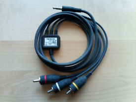 Nokia Video Output Cable CA-75U