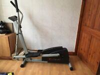 cross fit trainer cardio running