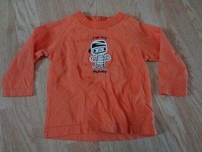 Infant/Baby Old Navy Halloween Shirt Sz 6/12 Mo. I Love My Mummy