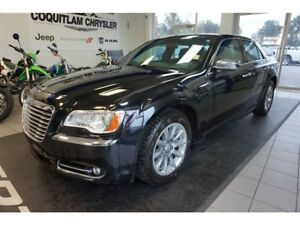 2014 Chrysler 300C - Leather, Sunroof, Touch screen, Loaded
