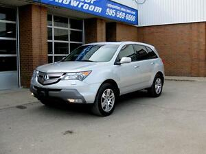 2009 Acura MDX Technology Package + Accident Free