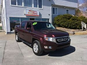 2010 Honda Ridgeline VP AWD PICK-UP
