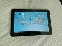 """Samsung galaxy tablet 8.9"""" swap 50l air compressor or laptop or android phone"""