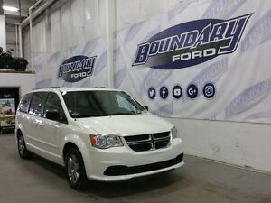 2012 Dodge Grand Caravan W/ Stow N' Go Seating, V6