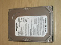 Hard drives for sale SATA and IDE £5 each