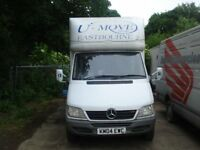 MERCEDES BENZ SPRINTER 2004