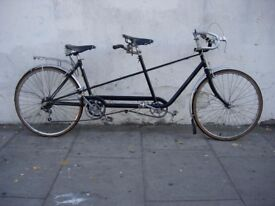 Vintage 1971 Pashley Tourmaster Tandem, All Original in Great Condition!! JUST SERVICED!!!!