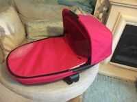 Maxi Cosi Pink Baby Carriage seat