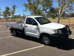 2006 Toyota Hilux Work Mate Ute Karratha Roebourne Area Preview