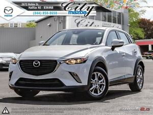 2018 Mazda CX-3 GS AWD! ONLY 8000KMS!