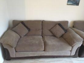 Amazing bargain - sofa & arm chair!