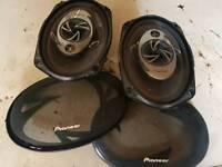 Pioneer 6x9 speakers