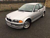 1999 V BMW 318 I SE 4 DOOR SALOON - *19th NOVEMBER 2017 M.O.T* - GOOD EXAMPLE!