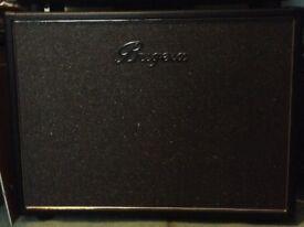 Bugera 212V-BK 2x12 guitar cabinet 140 watt. Stereo or mono