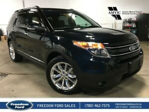 2014 Ford Explorer Leather, Navigation, Sunroof