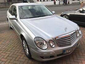 mercedes e280 in excellent condition with service history and long mot