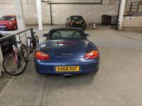 Porsche boxster 2.5 1999 986