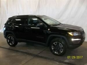 2018 Jeep Compass Trailhawk +Cuir, Navigation+
