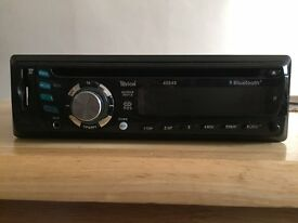 Tevion 40648 car stereo
