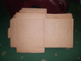 STRONG VINYL LP CARDBOARD MAILERS FOR POSTING VINYL RECORDS