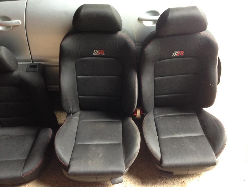 Seat Leon FR MK1 Interior Golf MK4 Bora A3