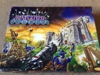 Rare Battle Knights Game - Castles, canons and catapults. See description. £10 ono.