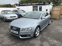 2011 AUDI A5 2.0 TDI S-LINE SPORTBACK LOW MILEAGE WITH FULL AUDI SERVICE HISTORY STUNNING! HPI CLEAR