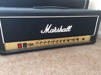 MARSHALL DSL100H 100 WATT VALVE AMP HEAD - *PRISTINE CONDITION*