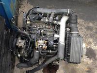 205GTI Turbo Engine, Xu10/406 SRI/Turbo