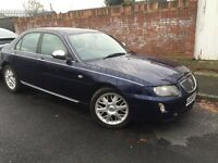 Lovely Rover 75 with beautiful 17inch serpent alloy wheels