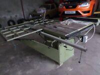 4 foot sliding panel saw