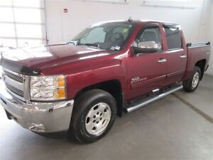 2013 Chevrolet Silverado 1500 LT! 4X4! ALLOY! LEATHER! HITCH!