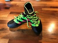 Boys Ace 16.3 Adidads football boots size 3