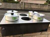 ~PARRY BAIN MARIE AND POTS FOR SALE~ LOOKING FOR A QUICK SALE~
