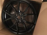 Brand new boxes Ford Focus RS Wheels R19