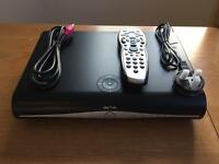 SKY+ HD box with Remote, 500GB, built in WIFI