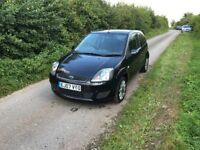 2007 Ford Fiesta 1.4 Petrol, Manual NEW MOT, FREE Delivery