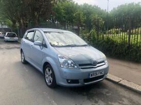 2006 TOYOTA COROLLA VERSO 1.8 VVT-T3 7 SEATER MPV WITH FULL SERVICE HISTROY WITH FULL 1 YEAR MOT