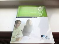 BPP ACCA 2.6 Audit and Financial Review Text, Revision Kit and Passcards