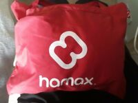 Hamax Rain poncho for Hamax bike carrier