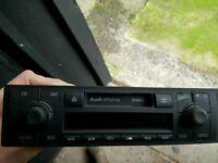 Audi A4 chorus radio