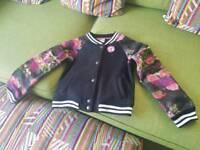 Converse girls jacket