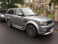 Range Rover sport 61 plate 72k miles