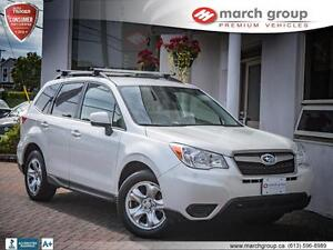 2014 Subaru Forester 2.5i at