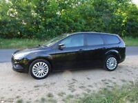 2009 Ford Focus Titanium Estate TDCI.Big miles Huge bargain.Must be seen !!