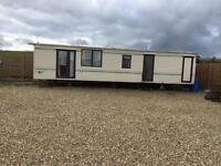 Static caravan two bedroom for sale Gloucester
