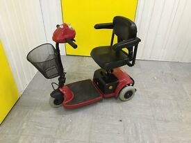 Mobility Scooter - Three Wheeler & Wheel Chair