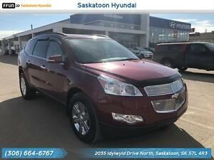 2011 Chevrolet Traverse 2LT PST Paid - No Accidents - All Whe...