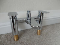 Bath Shower Mixer Tap Chrome